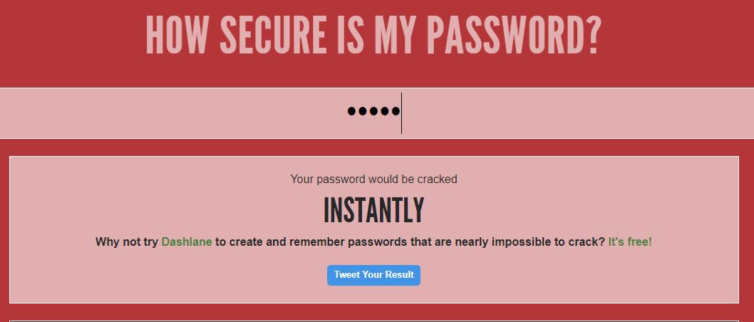هک شدن پسورد admin